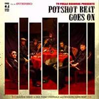 POTSHOT BEAT GOES ONの画像
