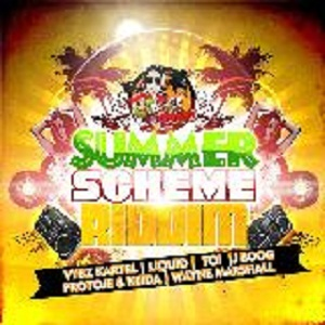 Don Corelon Presents: Summer Scheme Riddimの画像