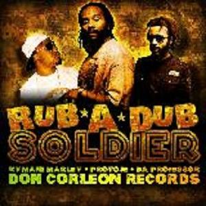 Rub-a-Dub Soldierの画像