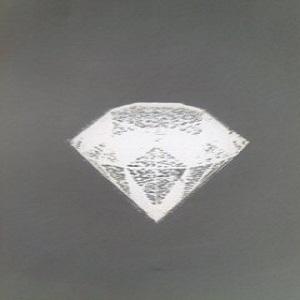 the cristal diamond dustの画像