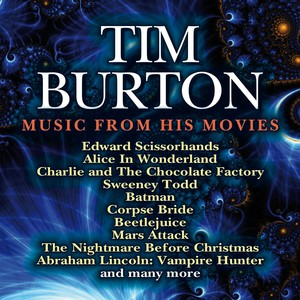 Tim Burton: Music from His Filmsの画像
